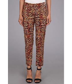 Anne Klein  - Leopard Print Pant