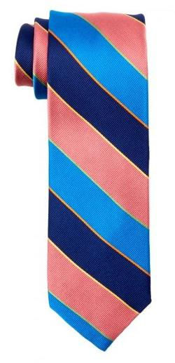 Bruno Piatelli  - Stripe Slim Silk Tie