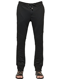 Just Cavalli - Cotton Blend Jogging Pants