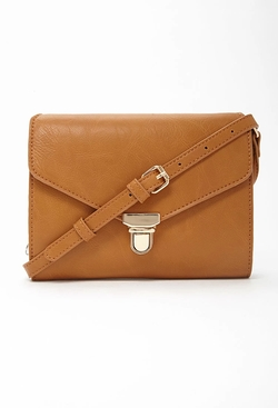 Forever 21 - Faux Leather Envelope Crossbody