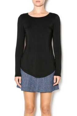 Sen - Softest Black T-Shirt