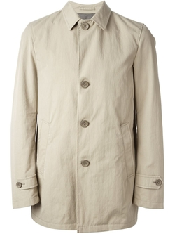 Herno  - Single Breasted Raincoat
