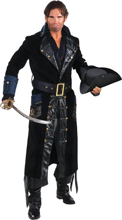 Forum Novelties - Blackbeard The Pirate Costume