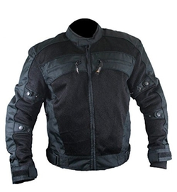 Xelement - Armored Mesh Jacket