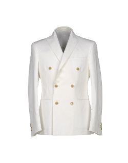 Cantarelli - No Appliqués Double-Breasted Blazer