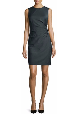Theory - Jorianna Continuous Stretch Sheath Dress