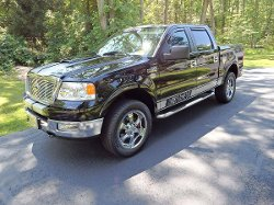 Ford  - 2005 F150 Douglas Nascar Package