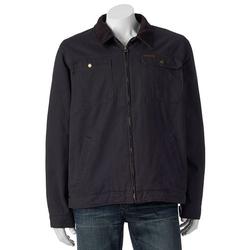 Field & Stream  - Flannel-Lined Twill Jacket