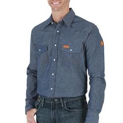 Wrangler - Fire Resistant Work Shirt