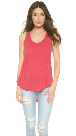 Wilt  - Shirttail Tank Top