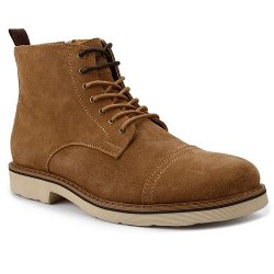 GBX Bowery - Lace-Up Boots