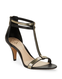 Vince Camuto - Makoto T-Strap Open Toe Sandals
