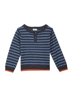 Splendid - Little Boy Sweater Henley Shirt