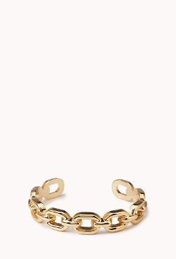 Forever21 - Chain-Link Cuff