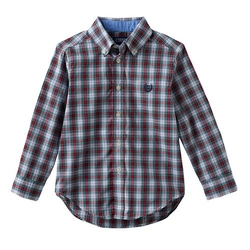 Chaps - Plaid Button-Down Shirt