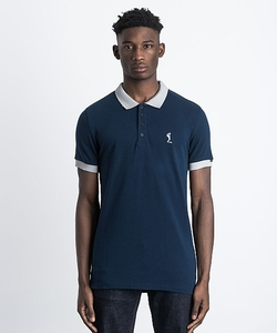 Religion - Civic Contrast Collar Polo Shirt