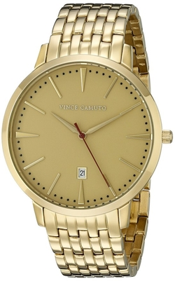 Vince Camuto - Analog Display Japanese Quartz Watch
