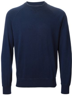Brunello Cucinelli  - Crew Neck Sweater