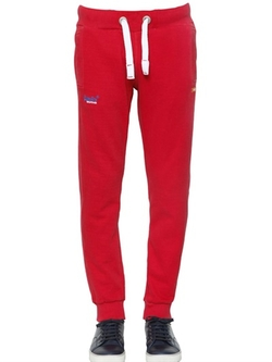 Superdry - Cotton Blend Jersey Jogging Pants