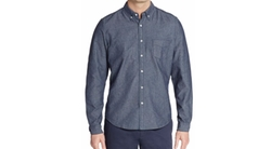 Life After Denim  - Colony Pindot Chambray Sportshirt