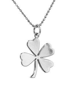 Jennifer Meyer  - Four-Leaf Clover Necklace