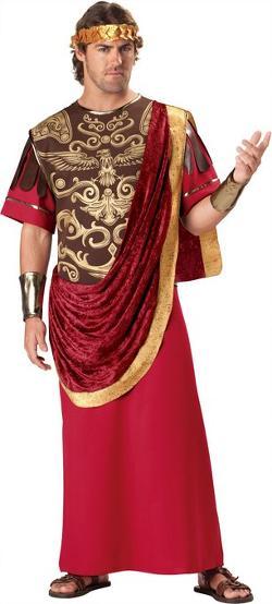 InCharacter Costumes - LLC Julius Caesar Robe