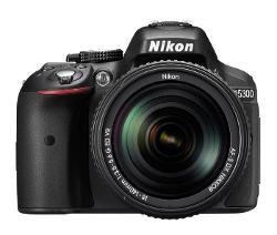 Nikon - D5500 Camera