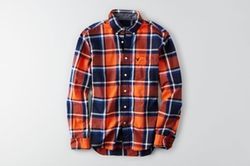 American Eagle Outfitters - AEO Plaid Button Down Shirt