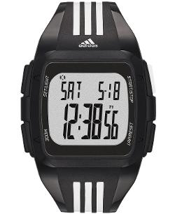 Adidas Performance  - Unisex Digital Polyurethane Strap Watch