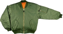 Rothco - Sage Green Ma-1 Flight Jacket