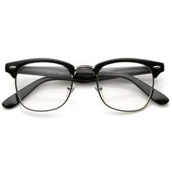 MLC Eyewear - Retro Clubmaster Glasses