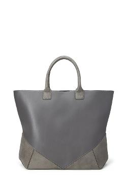 Forever21 - Pebbled Faux Leather Tote