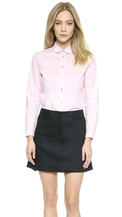 Carven  - Poplin Button Down