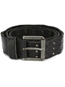 Diesel - Studded Buckle Belt