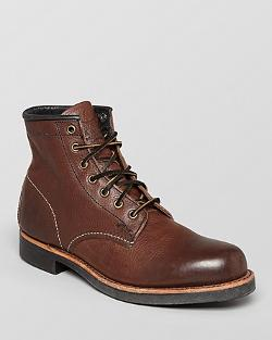 Frye  - Arkansas Leather Boots