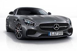 Mercedes-Benz - AMG GT S Car