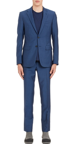 Balenciaga - Worsted Two-Button Suit