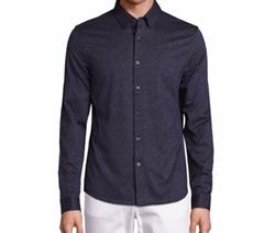 Michael Kors - Button-Down Cotton Shirt