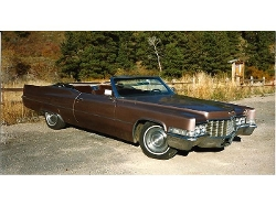 Cadillac - 1966 deVille Sedan
