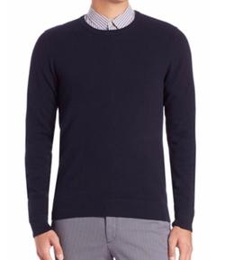 J. Lindeberg - Dexter Circle Texture Sweater