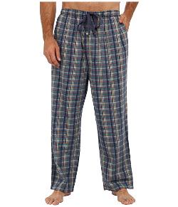 Tommy Bahama  - Big & Tall Seersucker Caspian Plaid Lounge Pants