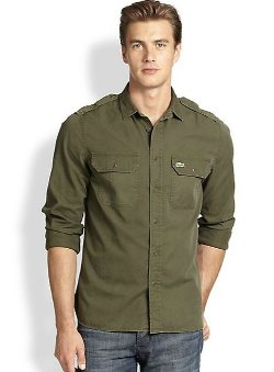 Lacoste  - Cotton Sportshirt