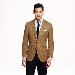 J.Crew - Ludlow Sportcoat in Italian Cotton-Silk-Linen