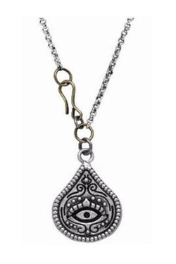 Luca + Danni - Evil Eye Pendant Necklace