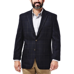 Haggar - WindowPane Sport Coat