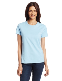 Hanes - Nano Cotton Crew Neck Tee Shirt