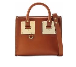 Sophie Hulme - Albion Box Tote Bag