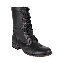 "Steve Madden - ""Troopa"" Combat Boot"