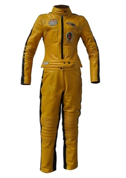 Coolhides  - Kill Bill Real Leather Costume Suit