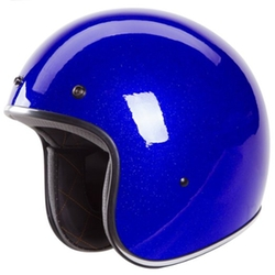 IV2 - Retro Open Face Helmet